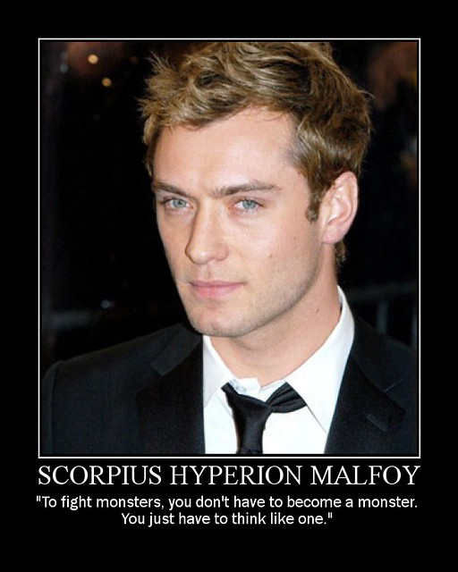 Scorpius Hyperion Malfoy | Flickr - Photo Sharing!