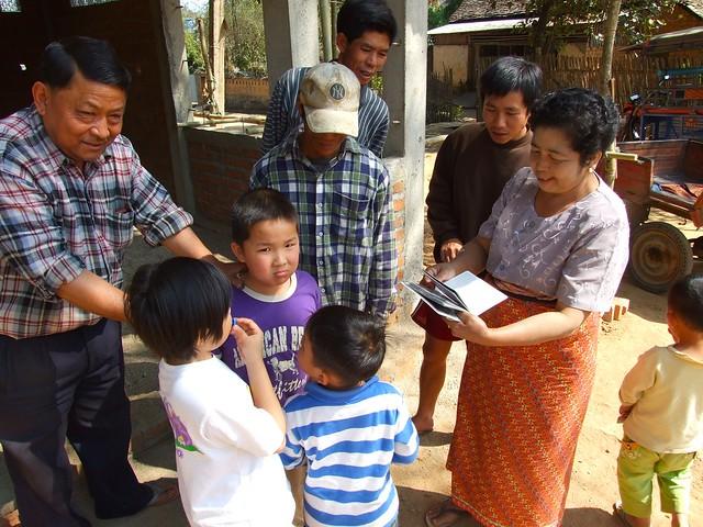 Kyaing Tong, 17/02/2008