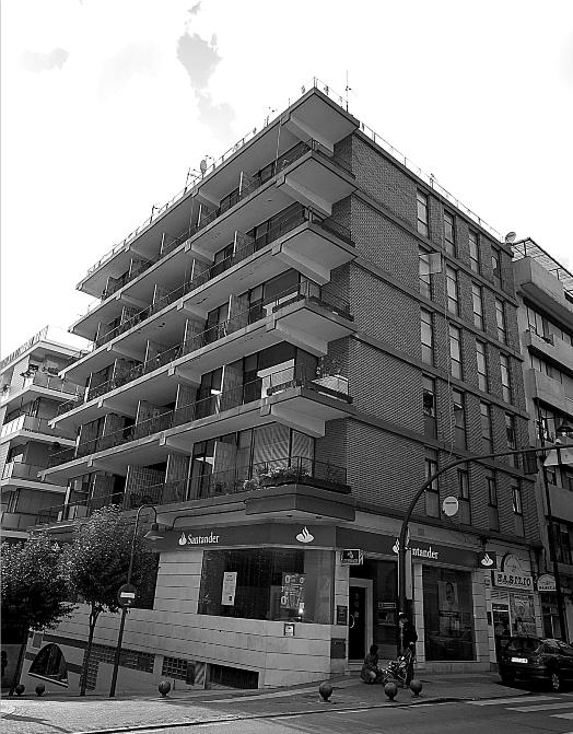 Arquitectura José Gómez del Collado