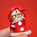 Little Mini Mrs Claus Dolly