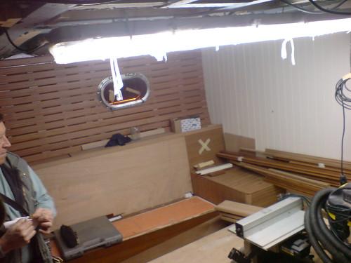 Interiores de madera carpinteria naval en el forum for Carpinteria interior de madera