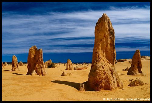 The Pinnacles, Nambung National Park, WA, Australia