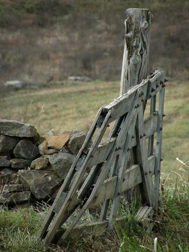 Gate Post Stone