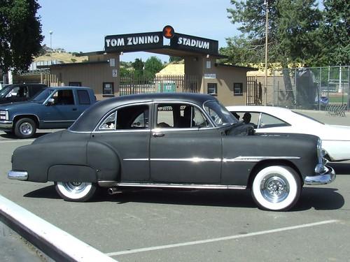 Image gallery 1951 chevy 4 door for 1951 chevrolet styleline deluxe 4 door sedan