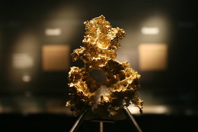 Gold in its natural state ذهب في حالته الطبيعية | Flickr ...