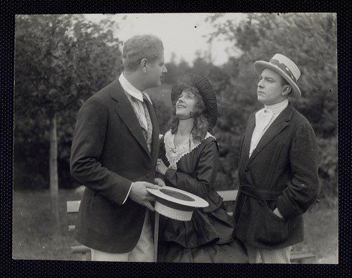 Bob's Love Affair (Cinema 1915)