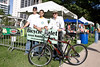 Green Mobility Network Bicycle Valet