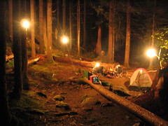 Camp lantern, Camp