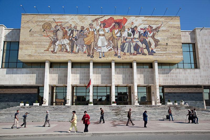 Museum - Tirana, Albania