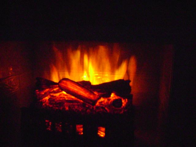 duraflame 20 electric fireplace insert log set
