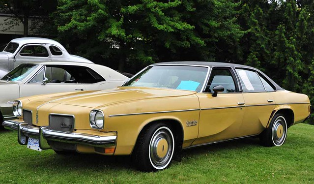 1973 oldsmobile cutlass salon flickr photo sharing