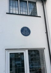 Photo of Heddle Nash black plaque