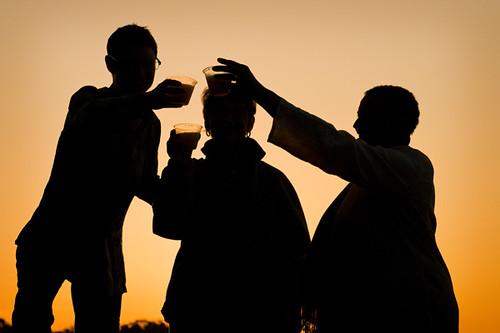 wedding sunrise nikkor50mmf18 columbiamissouri nikond300 capenpark