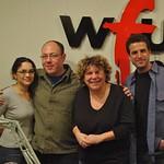 Norah Jones at WFUV with Rita Houston
