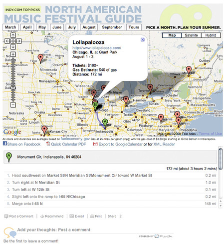 Indy.com | North American Music Festival Guide