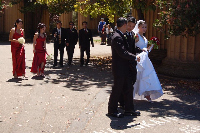 Getting Married At Coney Island