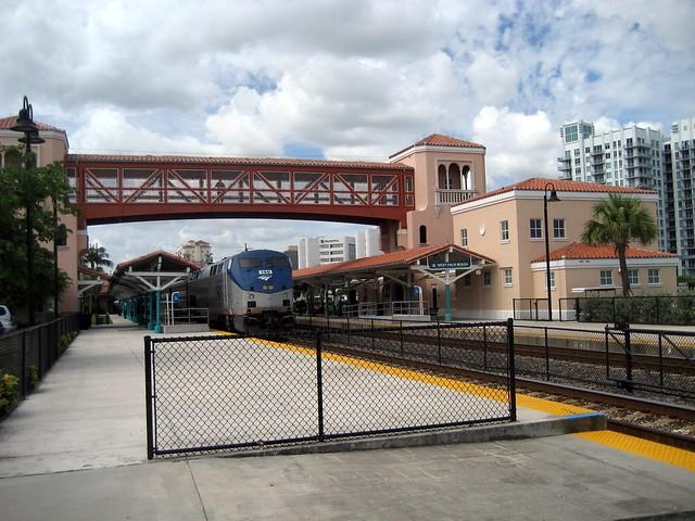Amtrak Kissimmee To West Palm Beach