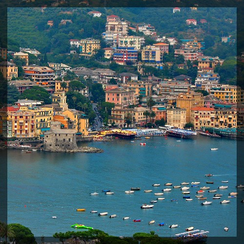 Rapallo from life of Ernest Hemingway