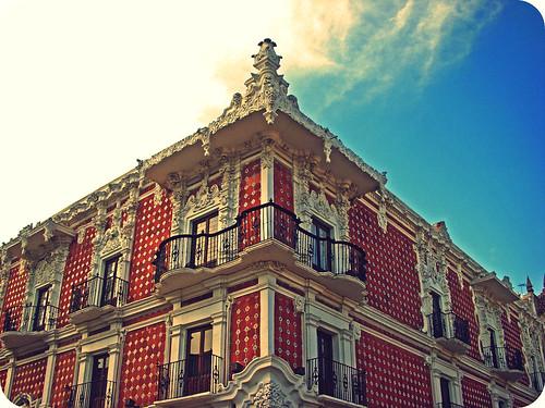 Casa de Alfeñique .