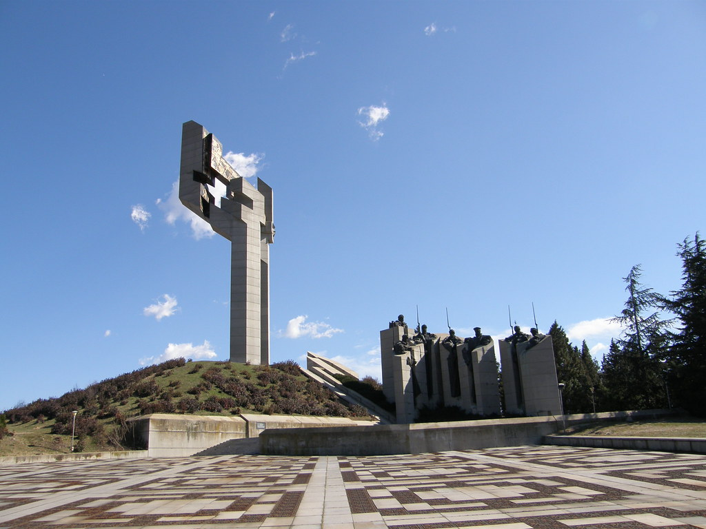 Defenders of Stara Zagora Memorial Complex