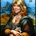 Mona Scarlett by The PIX-JOCKEY (visual fantasist)