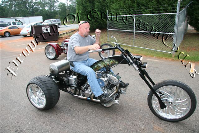 trike_   If you interested in our independent rear end custo