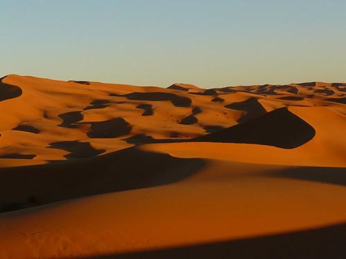 Dunas de Merzouga (Marruecos)