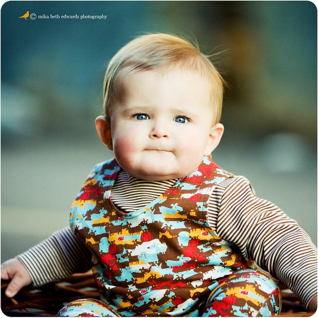 Harper ~ 6 months...