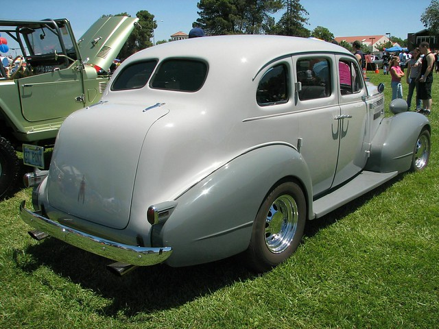 1937 pontiac 4 door sedan custom 39 37 pont 39 4 flickr
