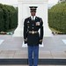 Tomb of the Unknown Soldier, Arlington National Cemetery, USA