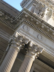 Scottish Rite Cathedral Columns
