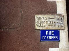 Rue d'Enfer - Photo of Varzy