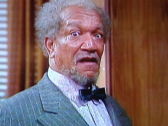 Redd Foxx - Wallpaper Hot