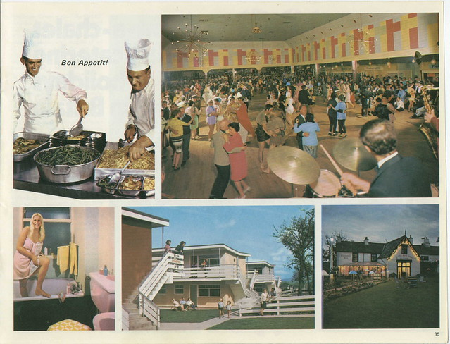 Pontins Brochure 1972 - Middleton Tower