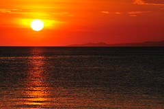 Setting Sun at Manila Bay 4