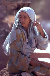 Maroc août 1974
