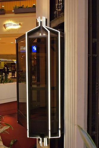 Elevator Car At The Hilton Towers Atlanta Flickr Photo