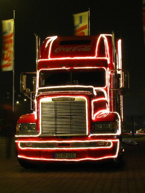Coca-Cola Truck #2