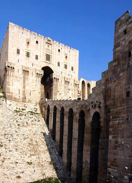The Citadel of Aleppo