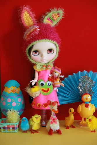 They say this is an Easter parade...well wooohoo.. by The Dolly Mama