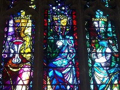 John Piper & Patrick Reyntiens Stained Glass