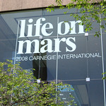 Carnegie International: Life on Mars