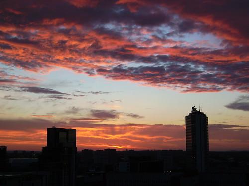 Birmingham Skies
