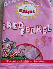 Fred Ferkel - Gummy Pig Faces