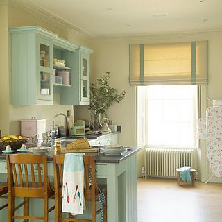 2648068779 for Duck egg blue kitchen units