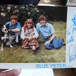Peter Purves loves me