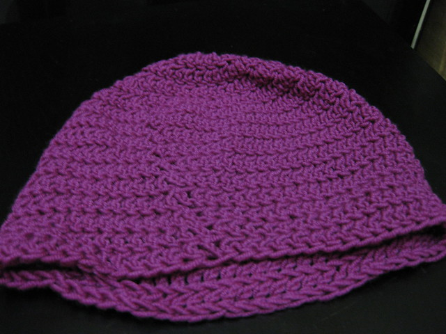 How to crochet a beanie cap | Video « Wonder How To