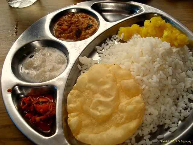 Kerala Meals