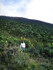 Nyiragongo Volcano Hike - 1994