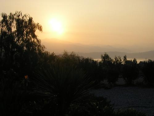 sunrise spain 2007 axarquia vinuela lavinuela